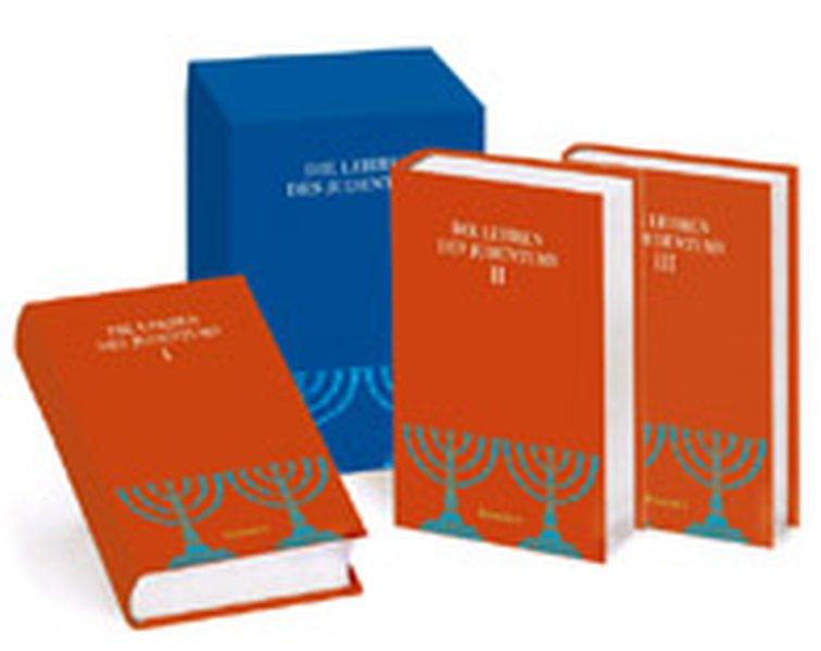 Die Lehren des Judentums nach den Quellen als Buch