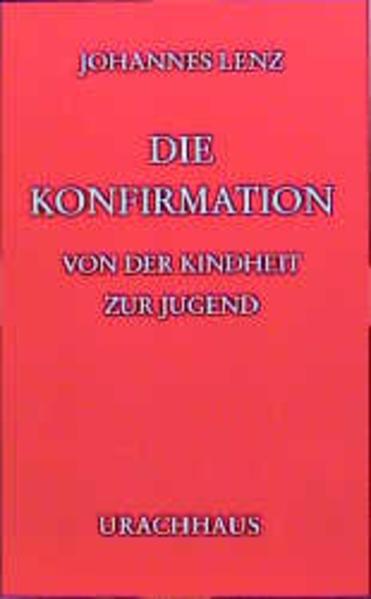 Die Konfirmation als Buch