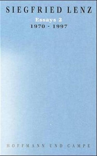 Essays 2. 1970 - 1997 als Buch