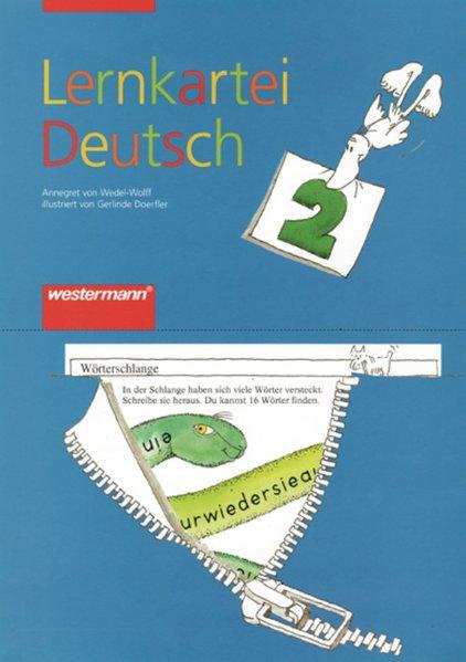 Lernkartei Deutsch als Spielwaren