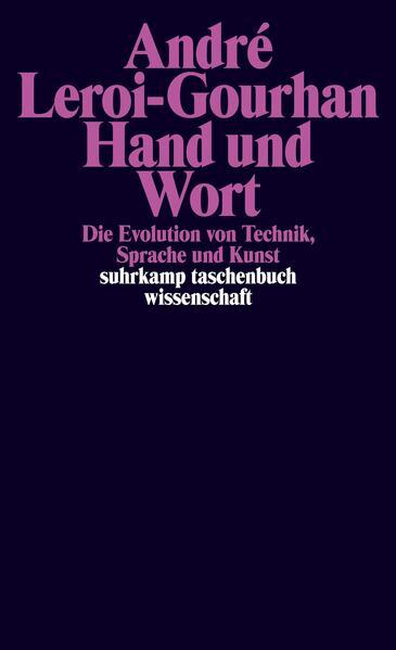 Hand und Wort als Taschenbuch