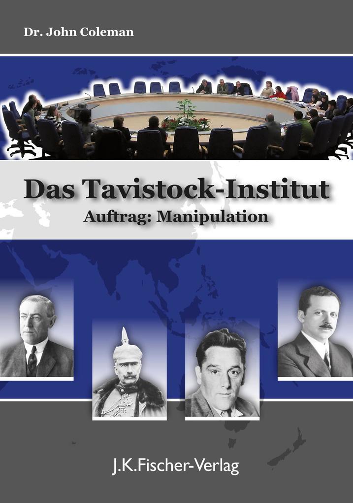 Das Tavistock Institut als Buch
