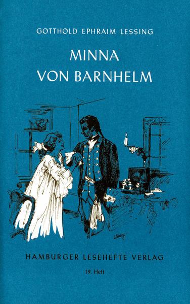 Minna von Barnhelm oder das Soldatenglück als Taschenbuch