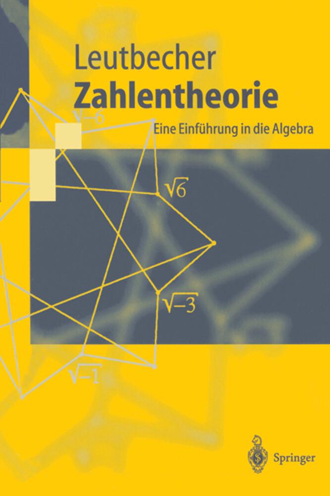 Zahlentheorie als Buch