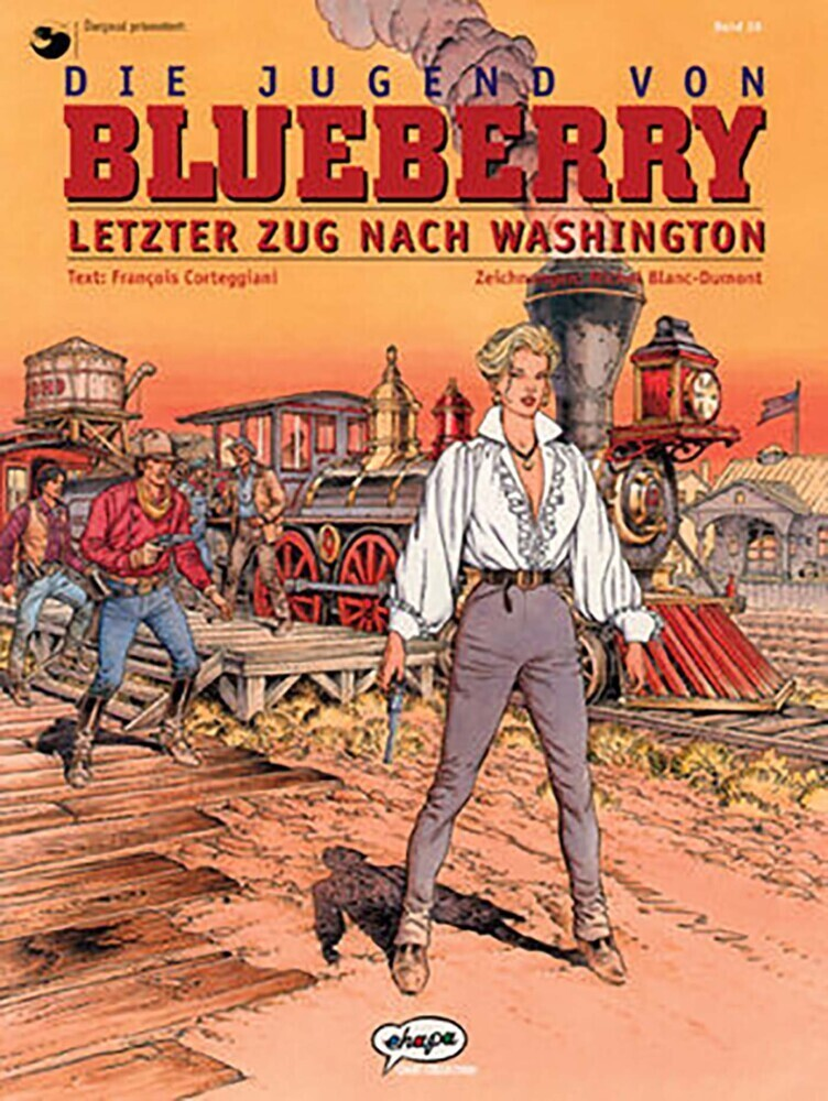 Blueberry 38 Die Jugend (12) als Buch