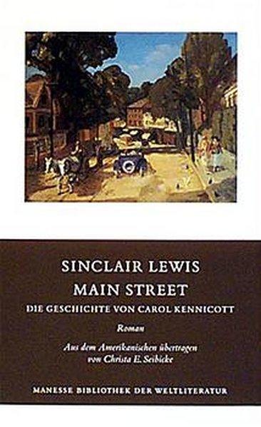 Main Street als Buch