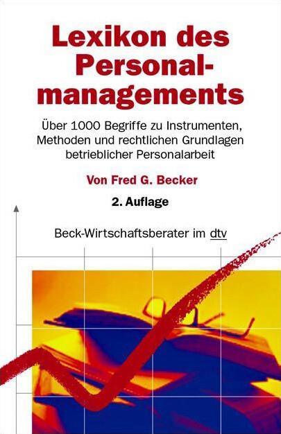 Lexikon des Personalmanagements als Taschenbuch
