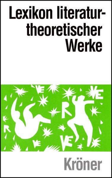 Lexikon literaturtheoretischer Werke als Buch