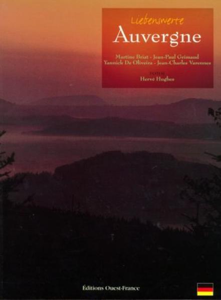 Liebenswerte Auvergne als Buch