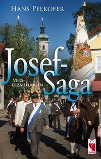 Josef-Saga als Buch von Hans Pelkofer