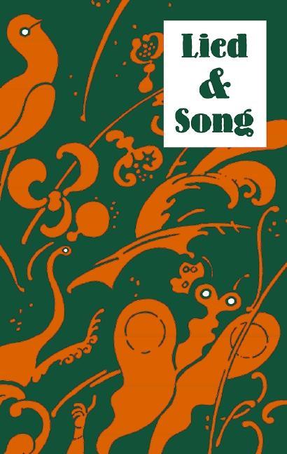 Lied und Song als Buch