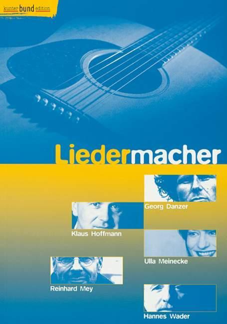 Liedermacher als Buch