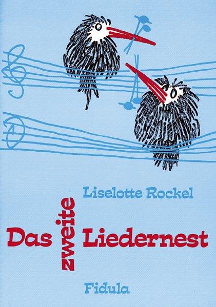 Das Liedernest II als Buch