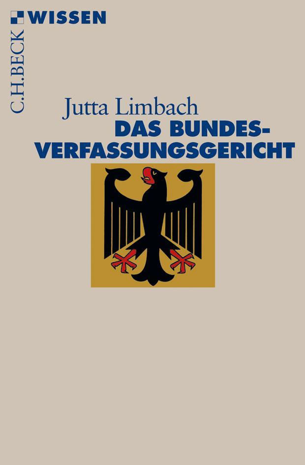 Das Bundesverfassungsgericht als Taschenbuch