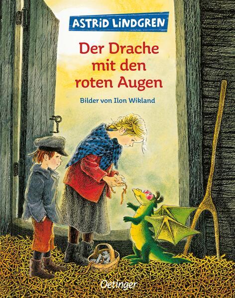 Der Drache mit den roten Augen als Buch