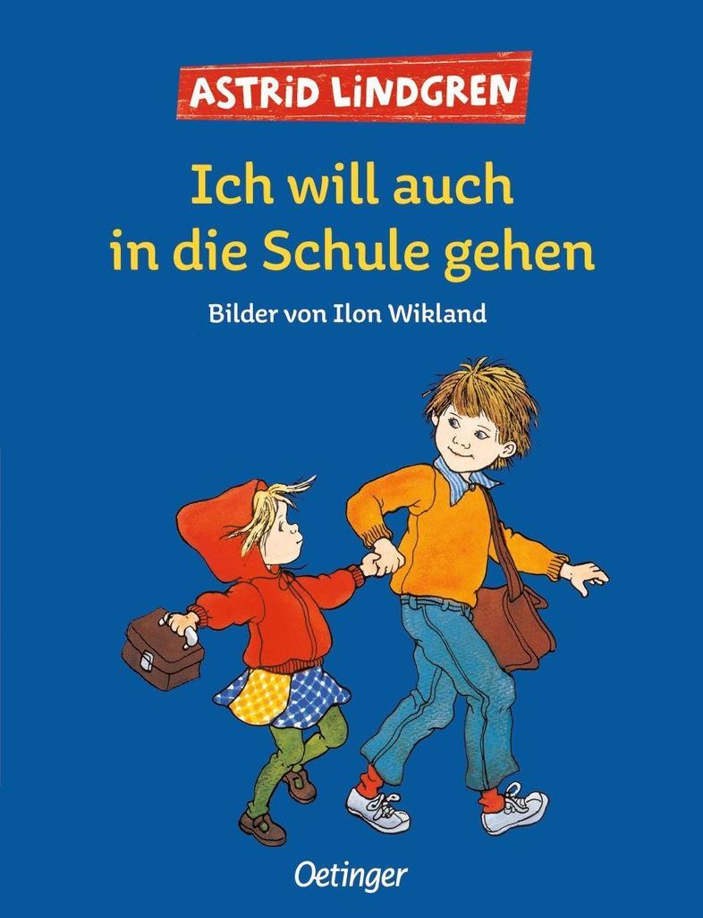 Ich will auch in die Schule gehen als Buch