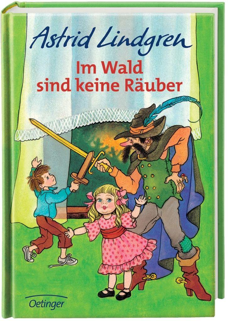 Im Wald sind keine Räuber als Buch