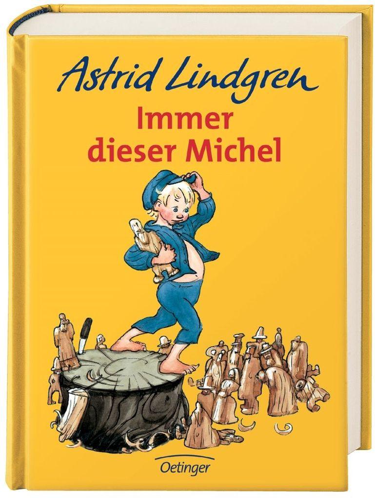 Immer dieser Michel als Buch