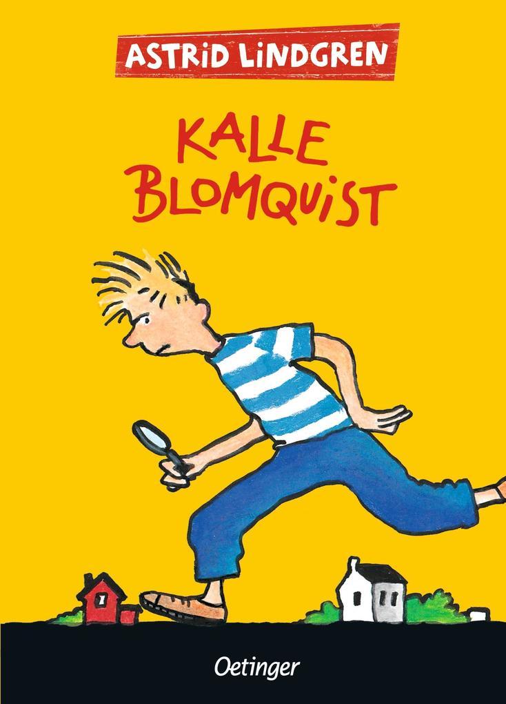 Kalle Blomquist als Buch