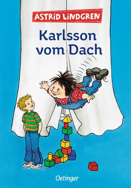 Karlsson vom Dach als Buch