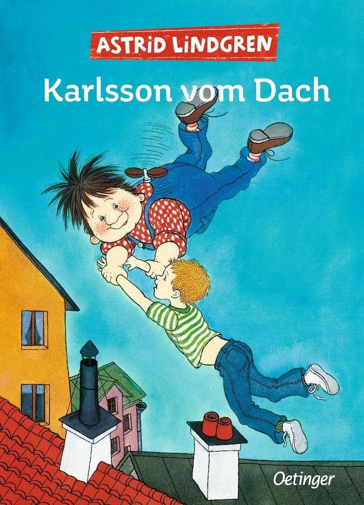 Karlsson vom Dach Gesamtausgabe als Buch