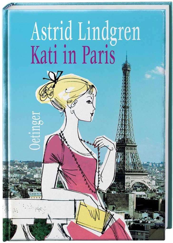 Kati in Paris als Buch