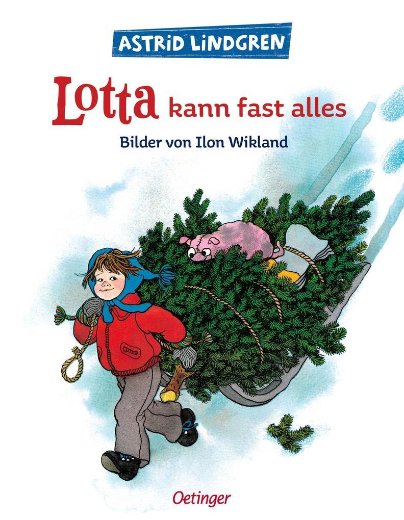 Lotta kann fast alles als Buch
