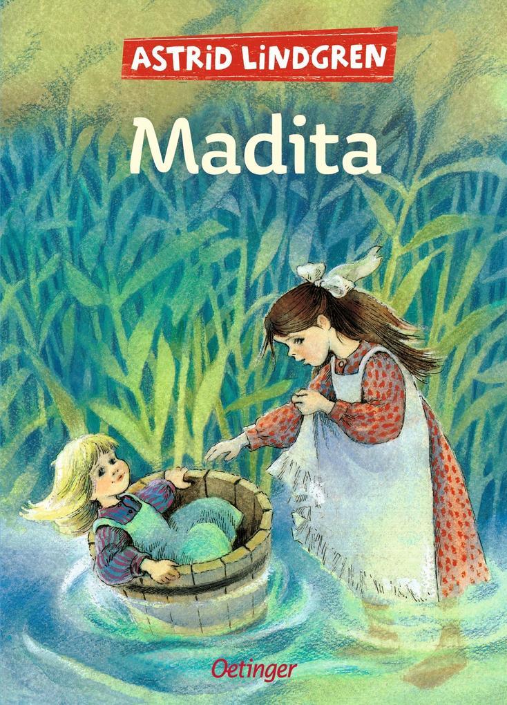 Oetinger - Madita Gesamtausgabe als Buch