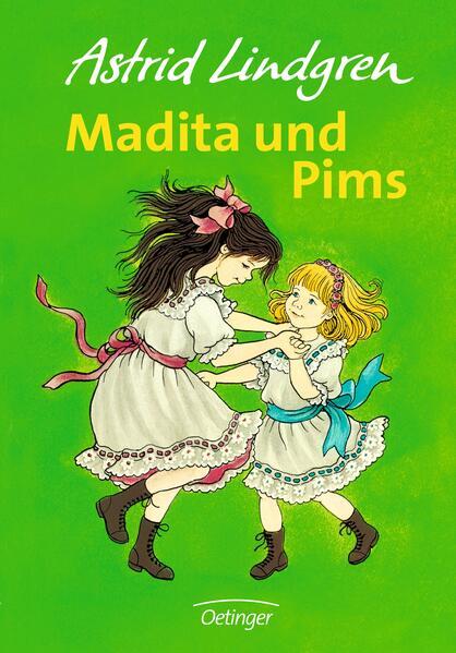 Oetinger - Madita und Pims als Buch