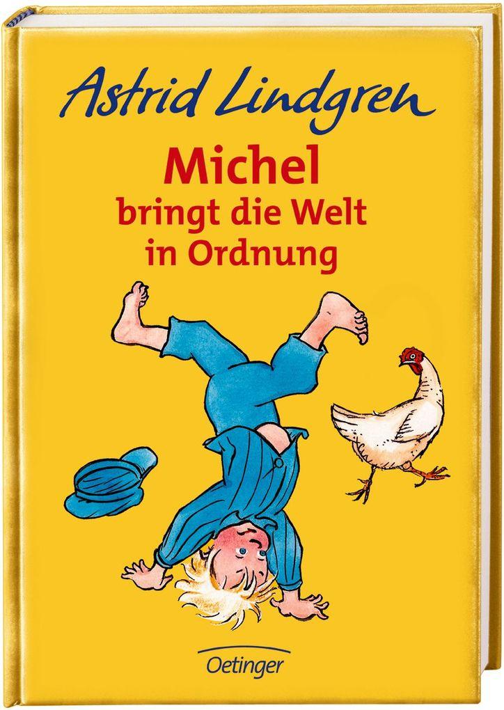 Michel bringt die Welt in Ordnung als Buch
