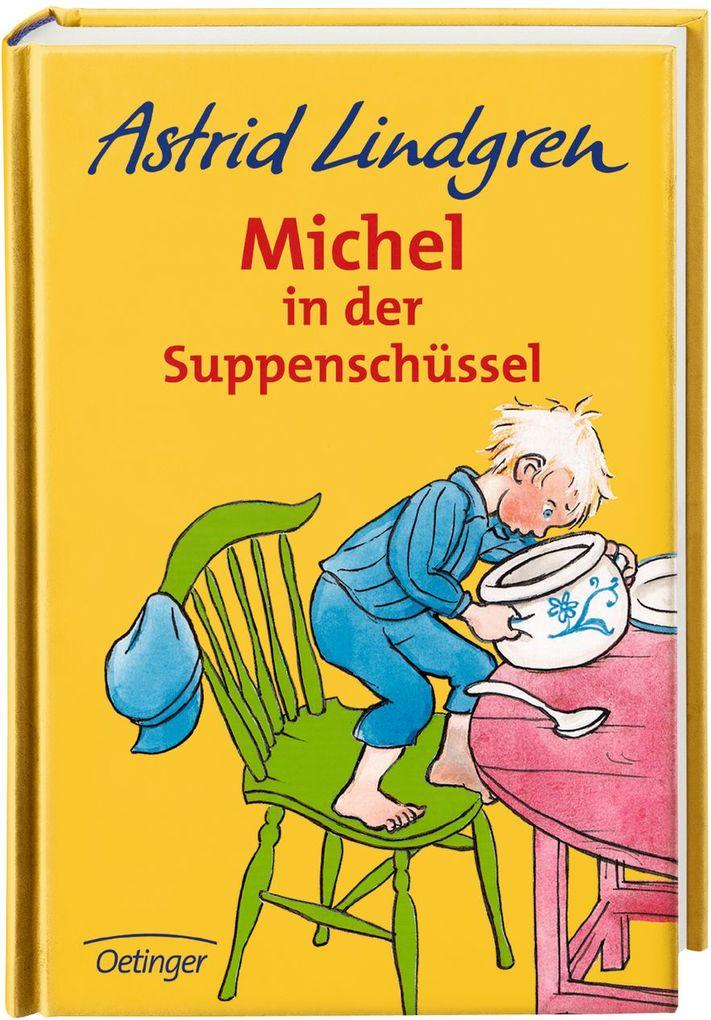 Michel in der Suppenschüssel als Buch