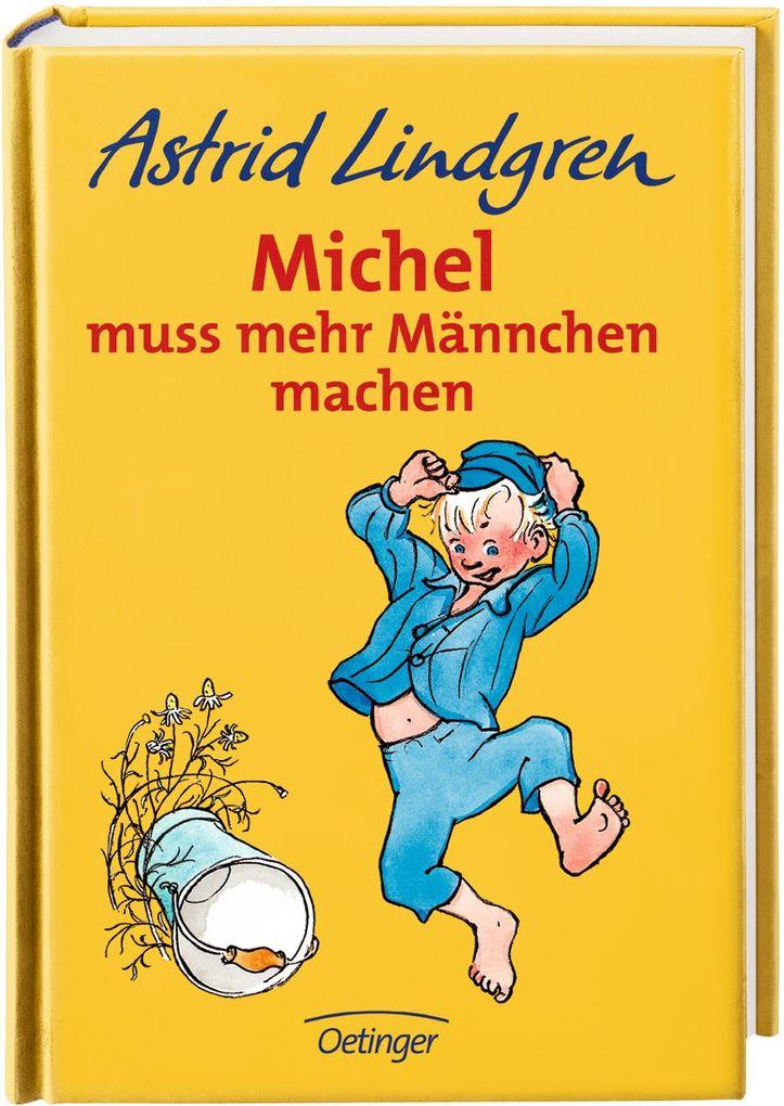 Michel muß mehr Männchen machen als Buch