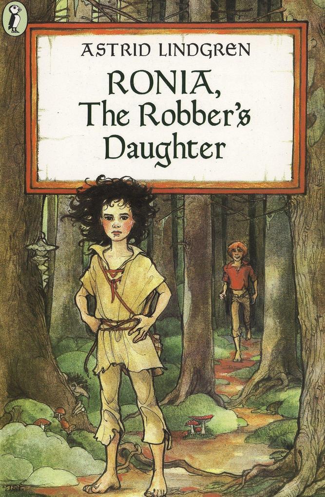 Ronia, the Robbers Daughter als Taschenbuch