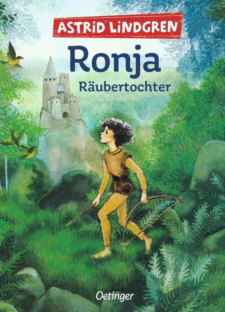 Ronja, Räubertochter als Buch