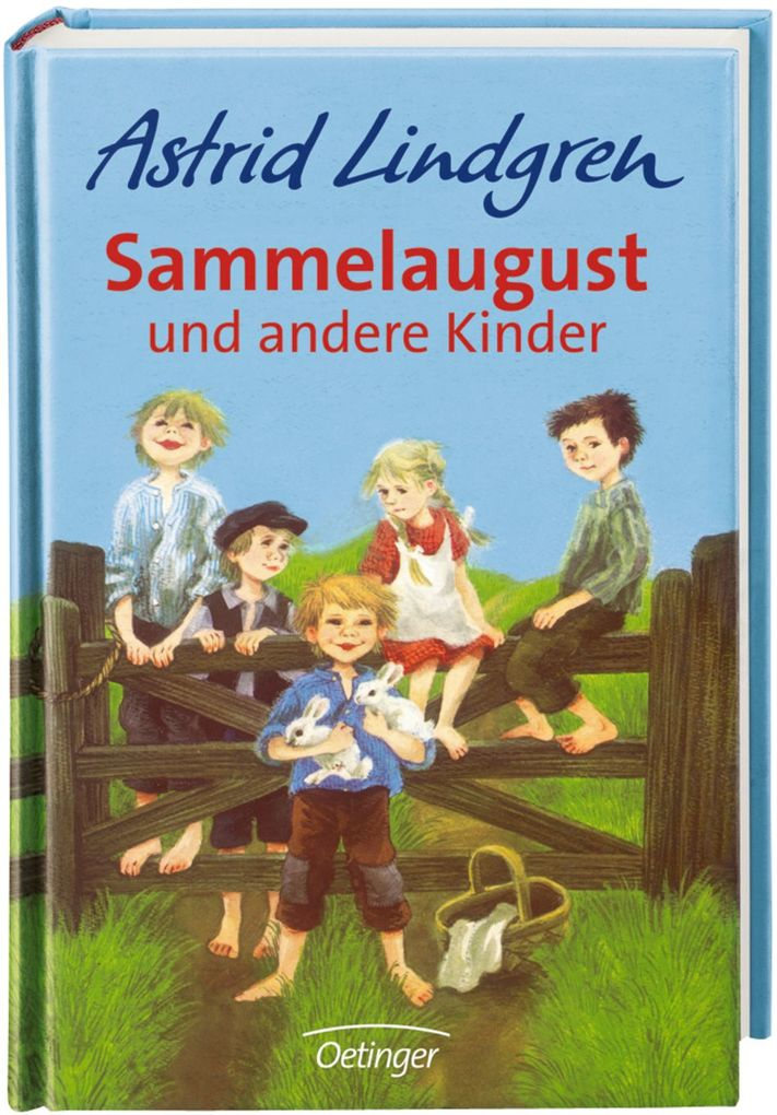 Sammelaugust und andere Kinder als Buch