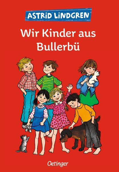 Wir Kinder aus Bullerbü als Buch