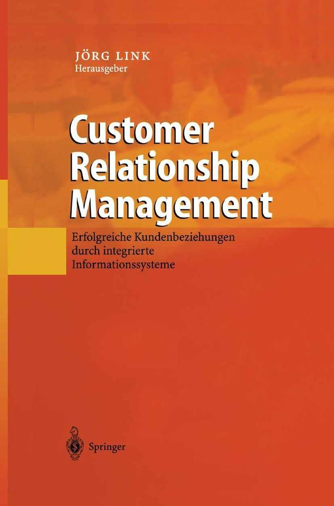 Customer Relationship Management als Buch