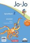 Jo-Jo Sprachbuch - Aktuelle allgemeine Ausgabe. 2. Schuljahr - Arbeitsheft in Schulausgangsschrift mit CD-ROM