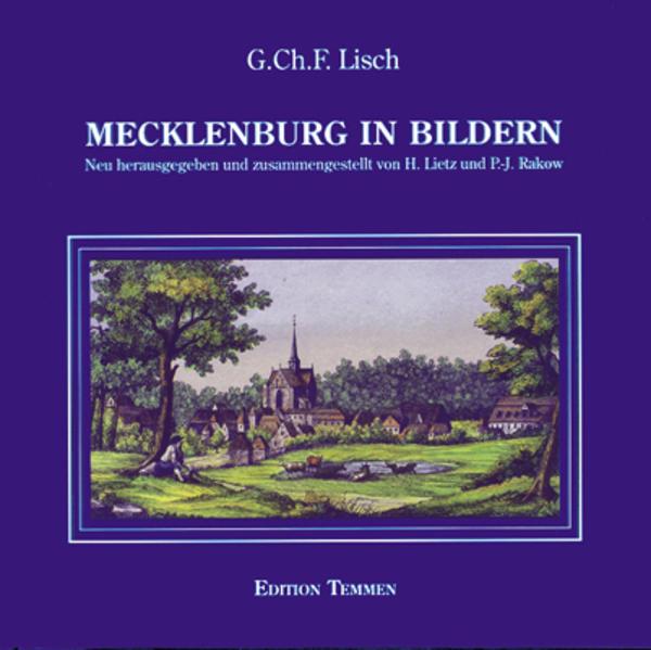Mecklenburg in Bildern als Buch