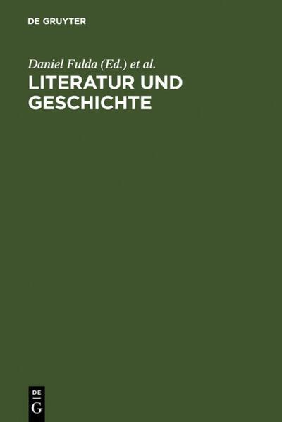 Literatur und Geschichte als Buch (gebunden)