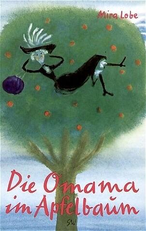 Die Omama im Apfelbaum als Buch