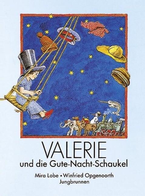 Valerie und die Gute-Nacht-Schaukel als Buch