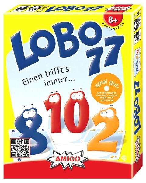 Lobo 77 als Spielwaren