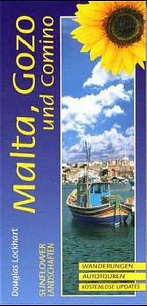 Landschaften auf Malta, Gozo und Comino. Sunflower als Buch