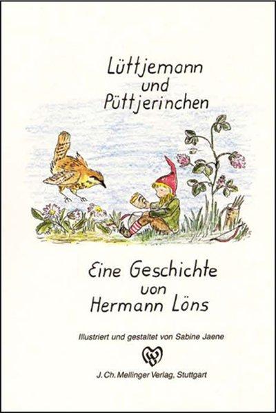 Lüttjemann und Püttjerinchen als Buch