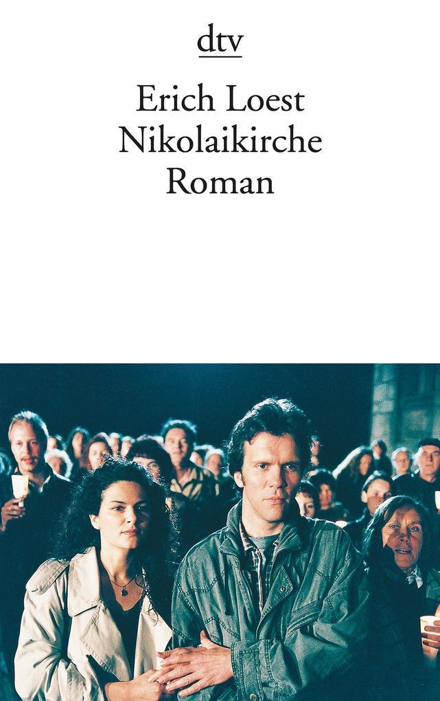 Nikolaikirche als Taschenbuch