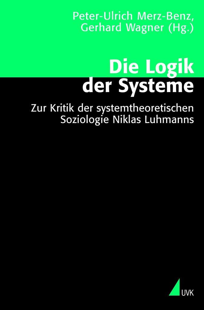 Die Logik der Systeme als Buch