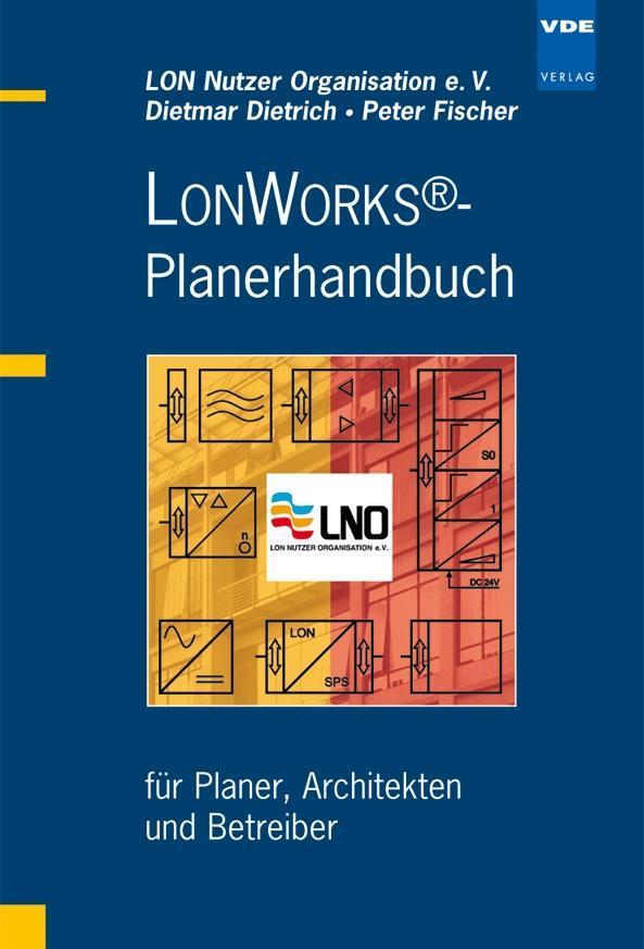 LONWorks-Planerhandbuch als Buch