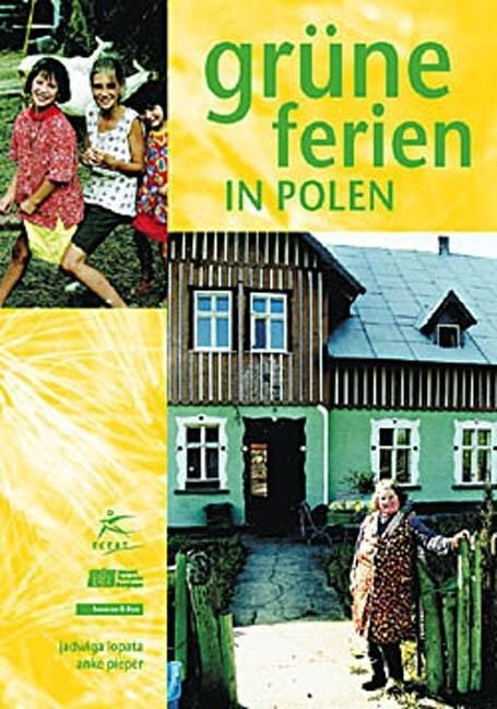 Grüne Ferien in Polen als Buch