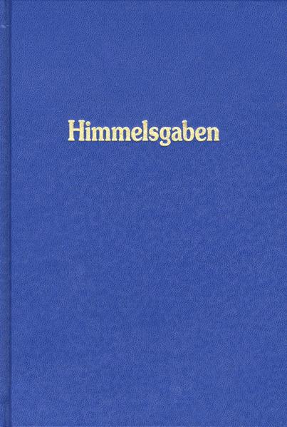 Himmelsgaben 2 als Buch